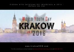 Ifjúsági világtalálkozó – 2016 nyarán – Krakkó