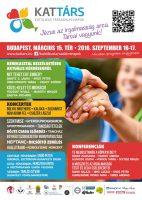 KATTÁRS: Katolikus Társadalmi Napok – szeptember 15-17.