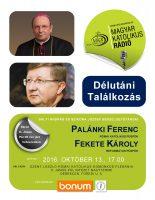 Közönségtalálkozó a Magyar Katolikus Rádióval Debrecenben – október 13.