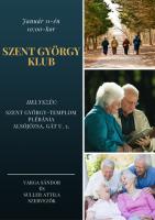 Szent György Klub – január 11.